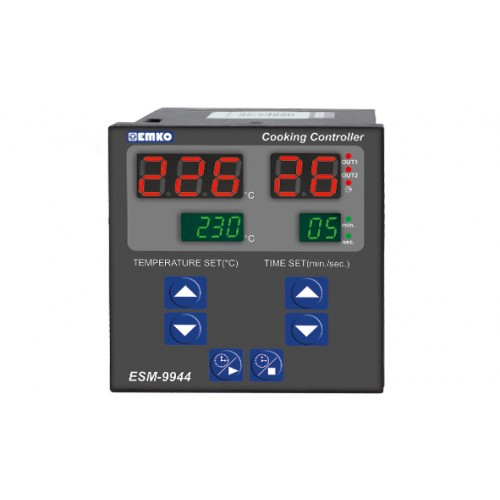 ESM-9944 Cooking Controllers (96 X 96 mm )