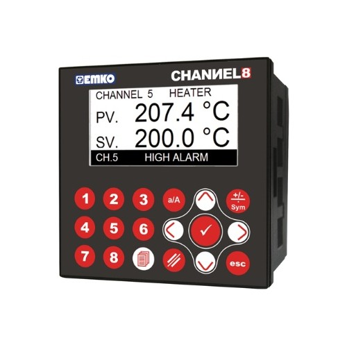 CHANNEL8 8 Channel PT-100 Scanner