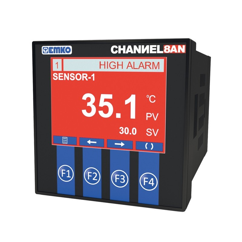 CHANNEL8AN 8 Channel Analogue Scanner