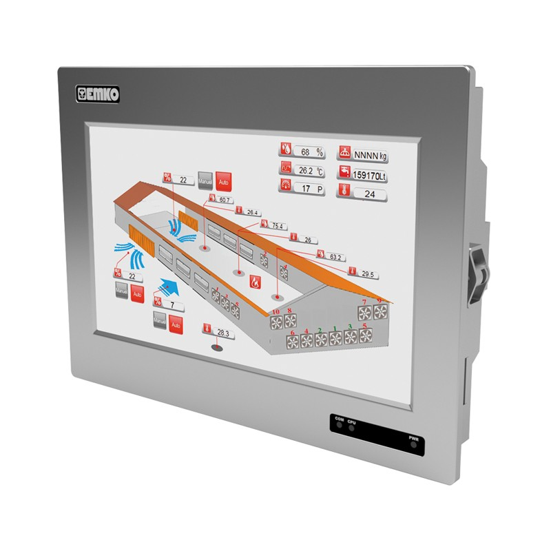 EPC-T10 Poultry House Controllers