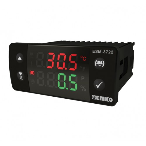 ESM-3722 Digital ON/OFF and PID Hatcher Controller