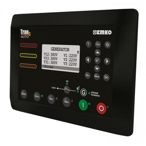 Trans-AUTO Automatic Genset Controller