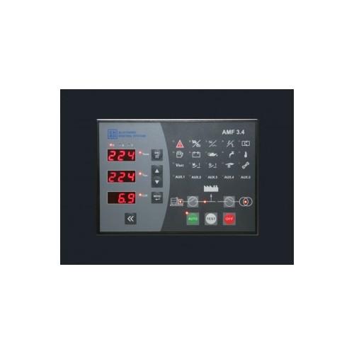 AMF 3.4 Automatic Mains Failure Units - AMF Series