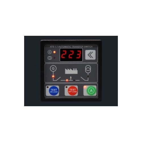 ATS 1.1 Automatic Transfer Switch Units - ATS Series