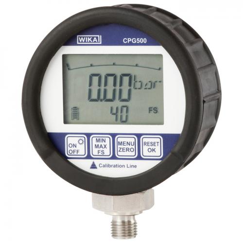 Model CPG500 Digital pressure gauge