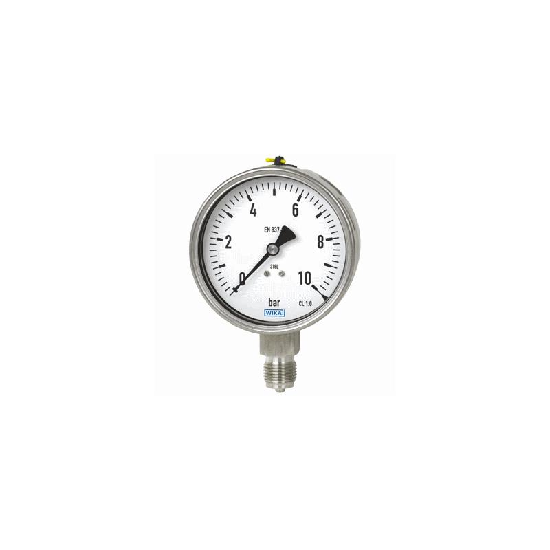 Models 232.50, 233.50 Bourdon tube pressure gauge