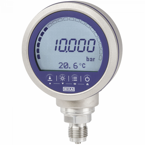 Model CPG1500 Precision digital pressure gauge