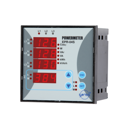 EPR Series Power and Energymeters