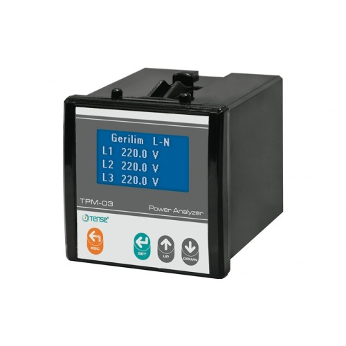 TPM-03 Energy Analyzer
