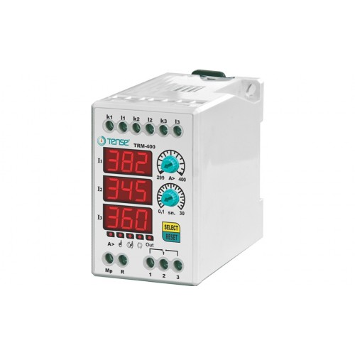TRM-400 Digital Overload Relays
