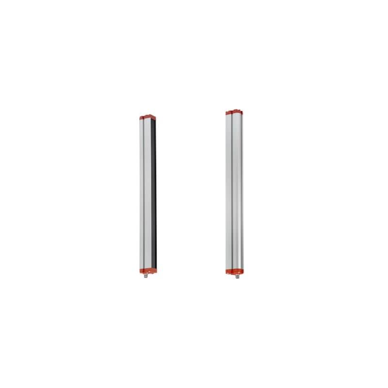 F3EM2 Measuring Light Curtain in robust aluminium housing