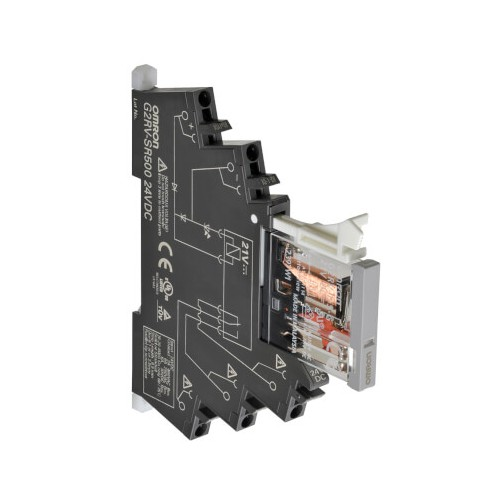 G2RV-SR Slim I/O Relay