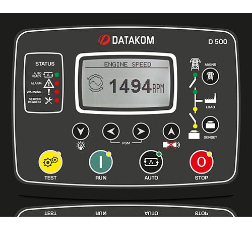 D-500LITE Advanced Genset Controller