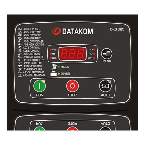 DKG-325 Genset Control ATS Panel