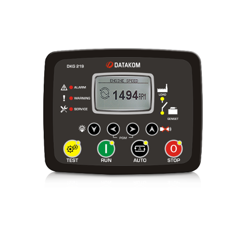 DKG-219 Manual and Remote Start Unit