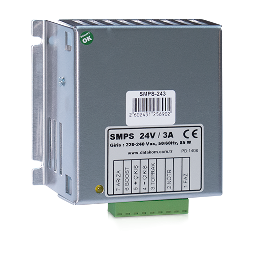 SMPS-123/243 SMPS Battery Charger