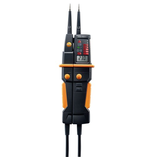 testo 750-3 - Voltage tester