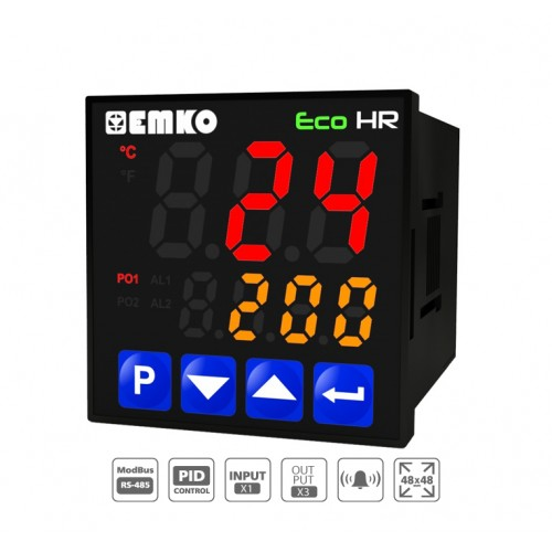 ECO HR PID Hot-Runner Control Unit