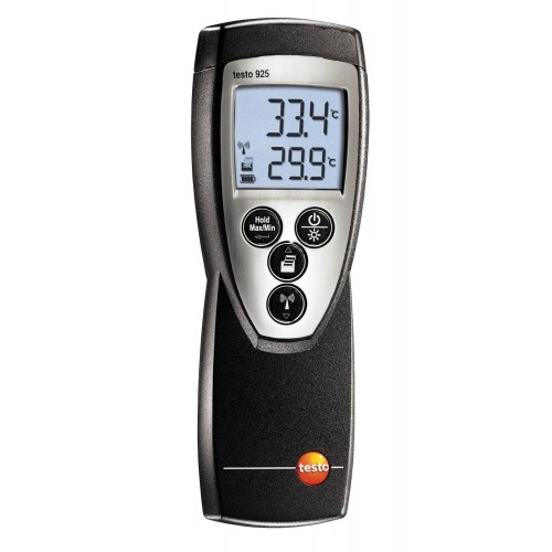 testo 925 - temperature measuring instrument