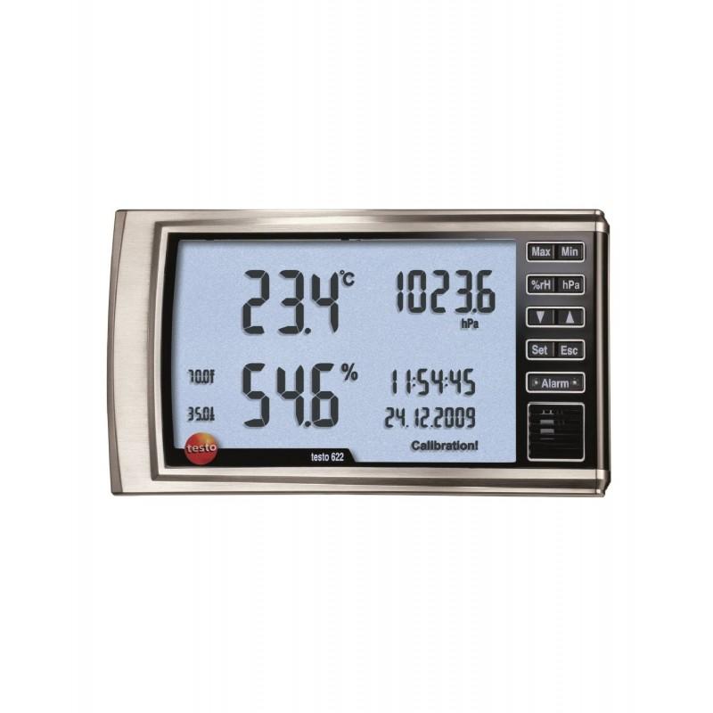 testo 622 - Thermo hygrometer and barometer
