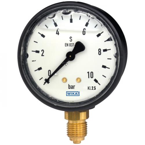 Model 113.13 Hydraulic pressure gauge