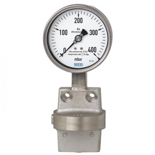 Models 732.31, 732.51 Differential pressure gauge