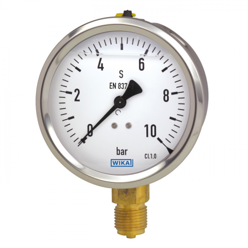 Model 213.53 Liquid filled gauge