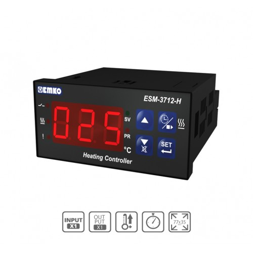 ESM-3712-H Dual Set Digital ON/OFF Heating Device With Buzzer (Set+Alarm)