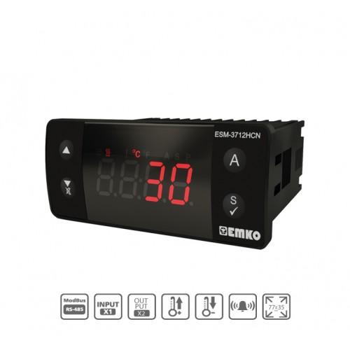 ESM-3712-HCN Digital , ON / OFF Temperature Controller(ALARM+SET)