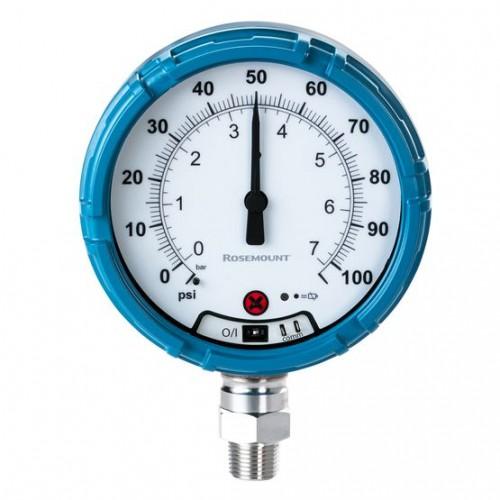 Rosemount Wireless Pressure Gauge