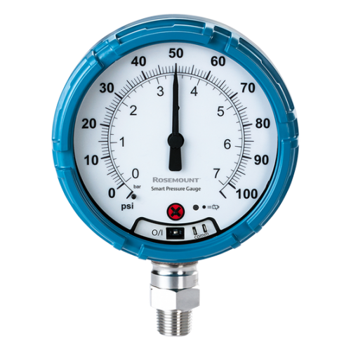 Rosemount Smart Pressure Gauge