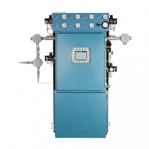 Rosemount 1500XA Natural Gas Chromatograph