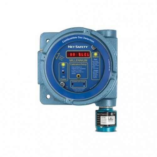 Net Safety Millennium SC1100 Catalytic Bead Combustible Gas Detector
