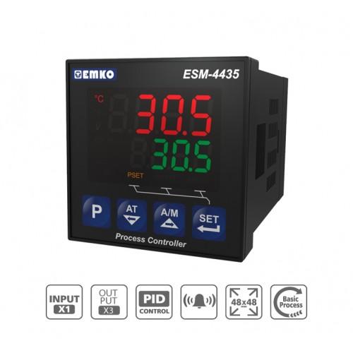 ESM-4435 Universal Input, Dual Set PID Process Controller