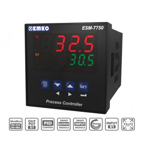 "ESM-7750 ""Smart IO Module"" Process Controller"