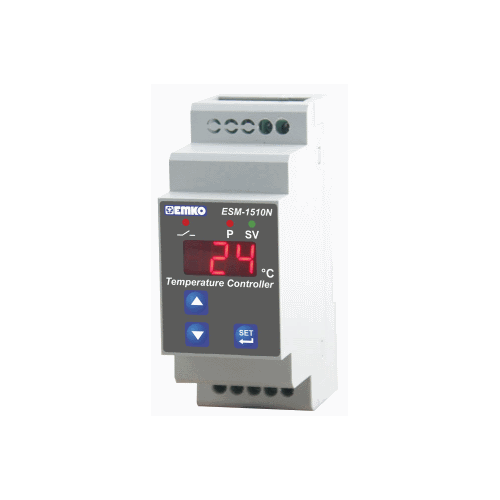 ESM-1510-N Rail Mounting Type Digital ON/OFF Temperature Control Device