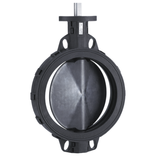 Keystone CompoSeal Resilient Seated Butterfly Valve