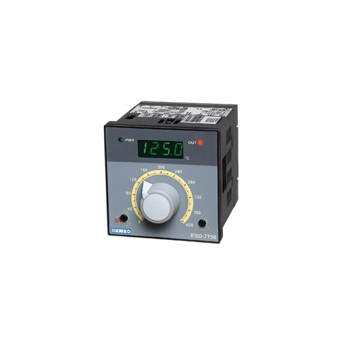 ESD-7750 Analogue Temperature Controller with digital indicator