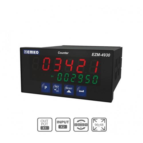 EZM-4930 Single Set Programmable Counter