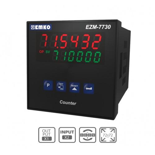 EZM-7730 Single Set Programmable Counter