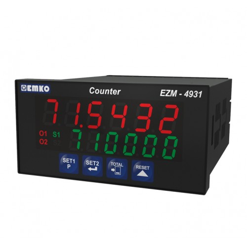 EZM-4931 200 KHZ Programmable High Speed Counter
