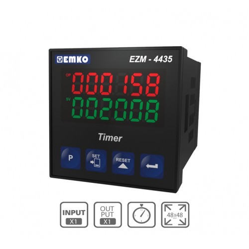 EZM-4435 Single Set Programmable Timer