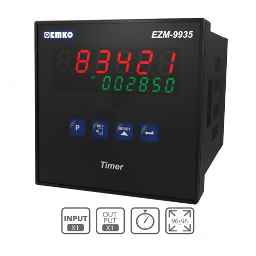 EZM-9935 Single Set Programmable Timer