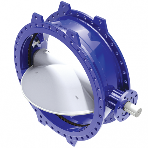 Keystone Figure 56 Resilient Seated Butterfly Valve