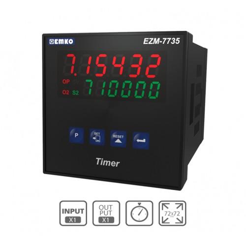 EZM-7735 Single Set Programmable Timer