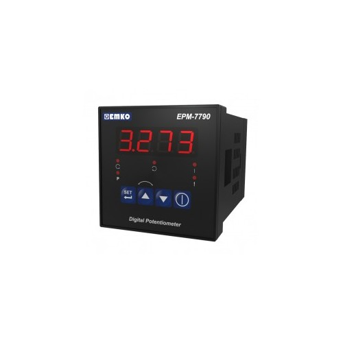 EPM-7790 Digital Potentiometer (72 X 72mm)
