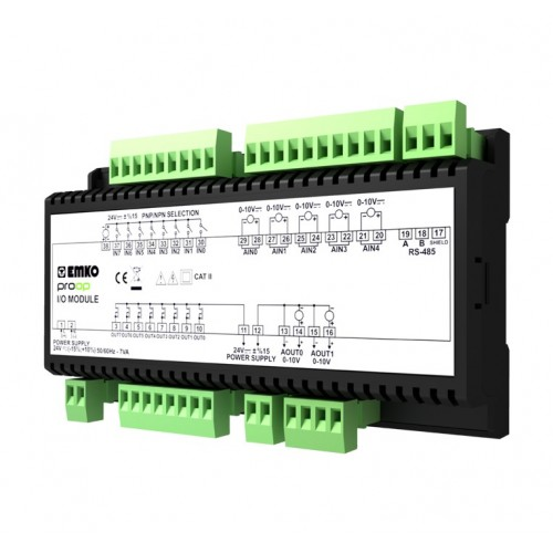 PROOP - I/O Module Input, Output Expansion Module