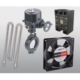 Heating & Cooling Equipments